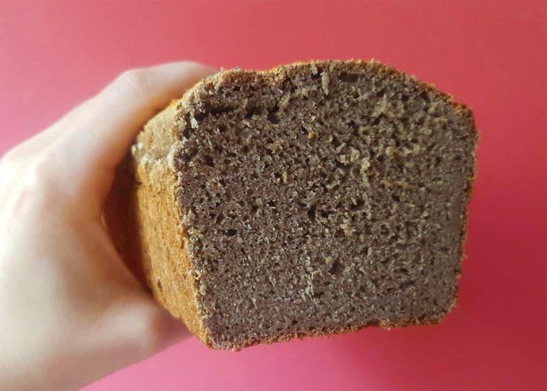 chleb grzyczany na drożdżach